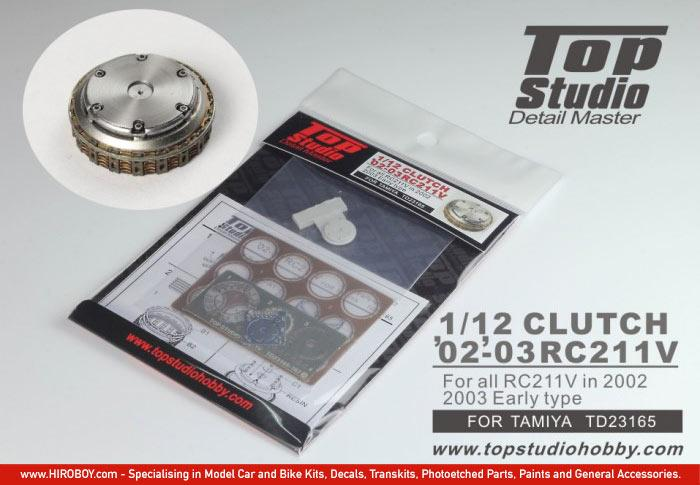 1:12 Clutch for 2002-2003 Honda RC211V