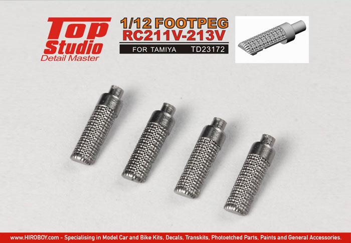 1:12 Footpeg for Honda RC211V-213V