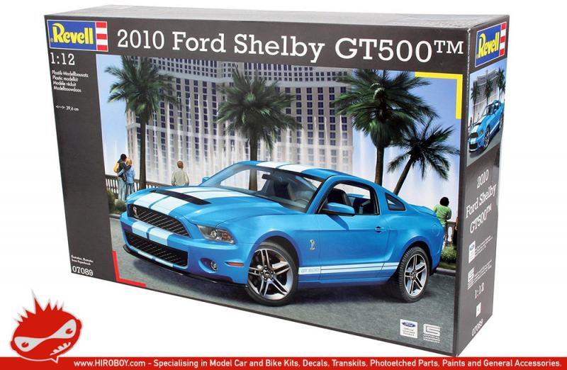 1:12 Ford Shelby Mustang GT500