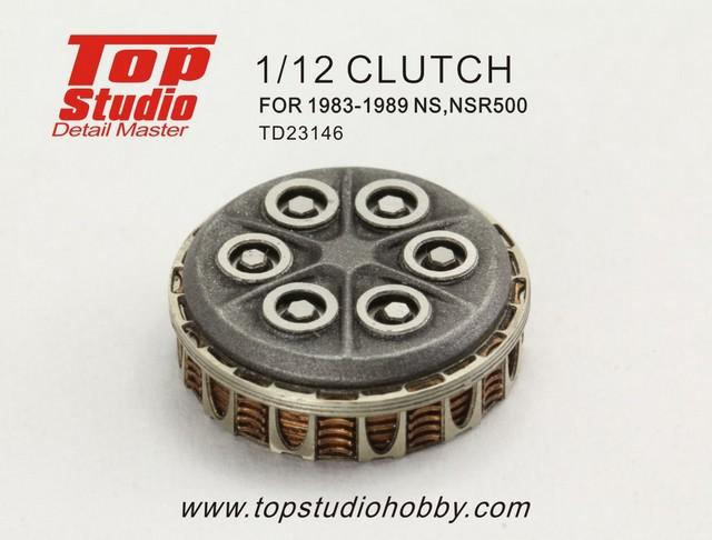 1:12 Honda NSR500 and NS500 Clutch (1983-1989)