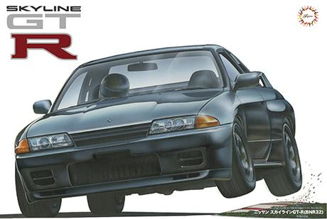 1:12 Nissan Skyline R32 GT-R - BNR32 - RB26 (Large Scale Model)