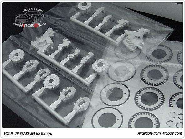 1:20 Lotus 79 - Brake Set (Tamiya) - EJP-829