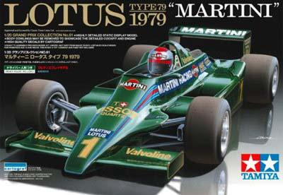 1:20 Martini Lotus Type 79 1979 - 20061