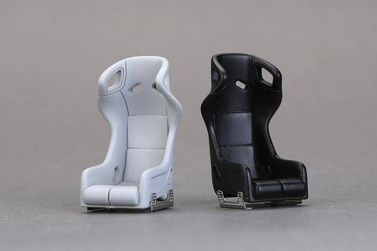 1:24 Bride Gardis III Racing Seats (PE+Resin+Decal)
