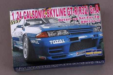 1:24 Nissan Skyline Calsonic R32 GT-R Gr.A Super Detail Up Set (Tamiya)