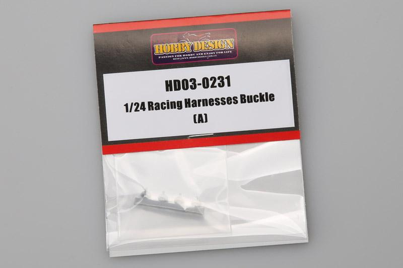 1:24 Racing Harnesses Buckle Type (A)