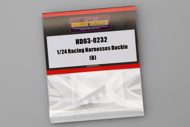1:24 Racing Harnesses Buckle Type (B)