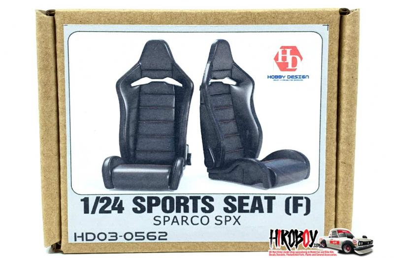 1:24 Sparco SPX Sports Seat (F)