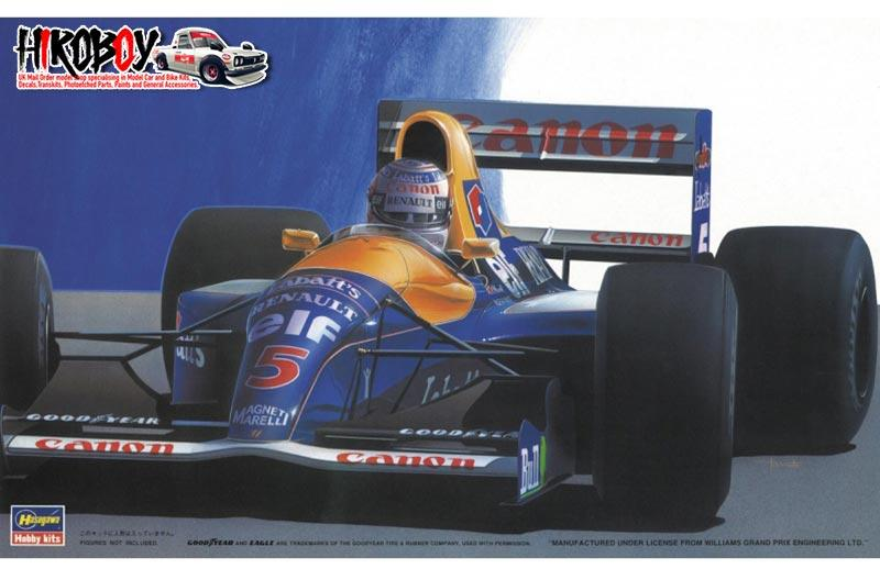 1:24 Williams FW14 F1 Car