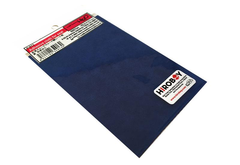 Adhesive cloth for seats Blue - P913