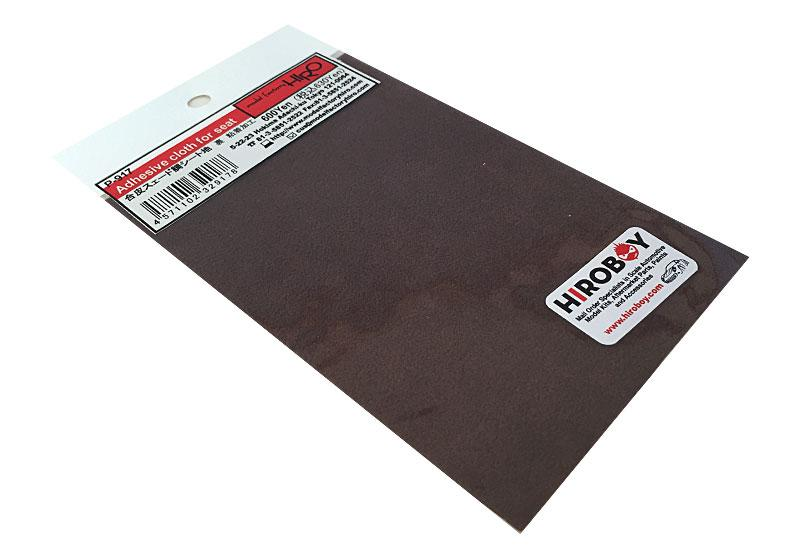 Adhesive cloth for seats Dark Brown - P917