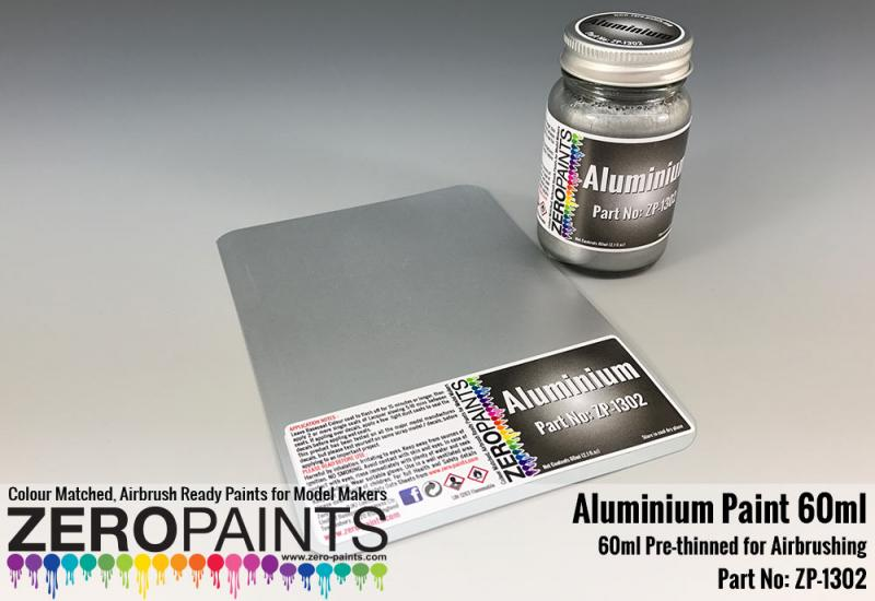Aluminium Paint 60ml