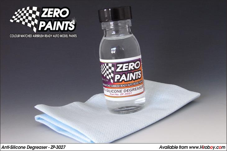 Anti-Silicone Degreaser / Panel Wipe - 60ml