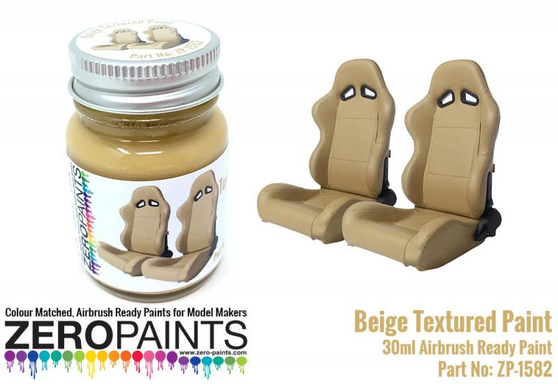 Beige Textured Paint 30ml