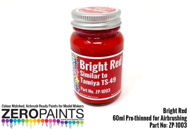 Bright Red Paint ( Similar to TS49) 60ml