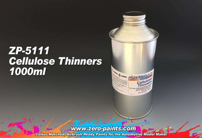 Cellulose Thinners 1000ml