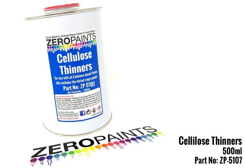 Cellulose Thinners 500ml