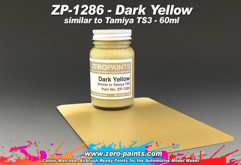 Dark Yellow - Similar to TS3 60ml