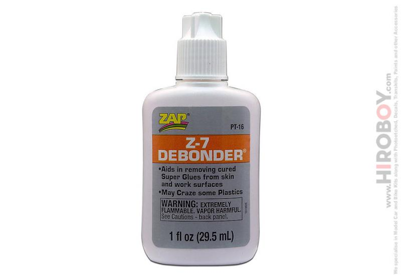 Debonder for CA 30g (1oz)