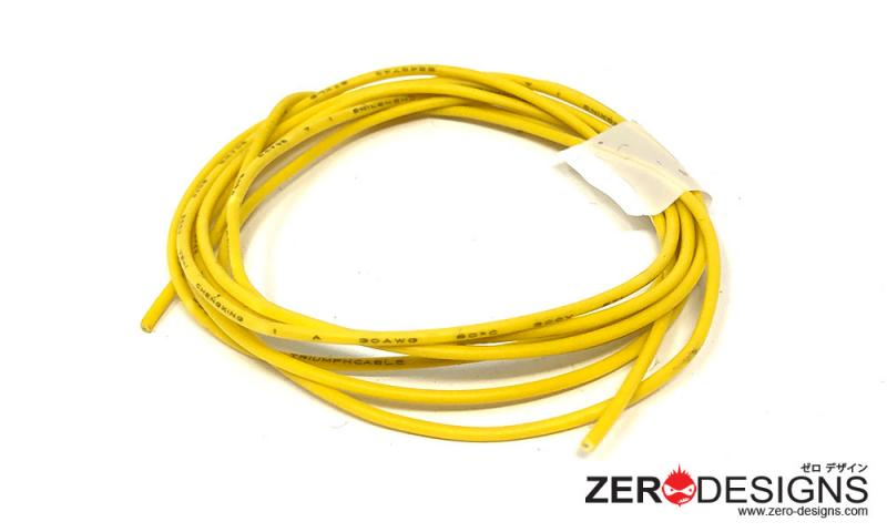 Detailing Wire Yellow (1mm)
