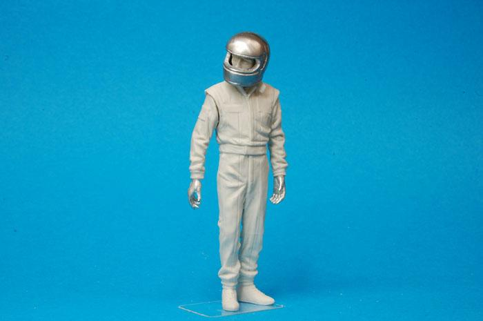 1:20 F1 Driver Standing Figure Type 3