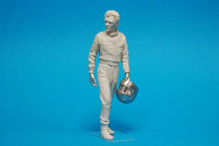1:20 F1 Driver Standing Figure Type..2