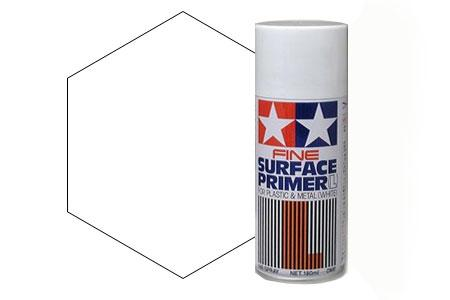 Fine Surface White Primer - 180ml Aerosol 87044