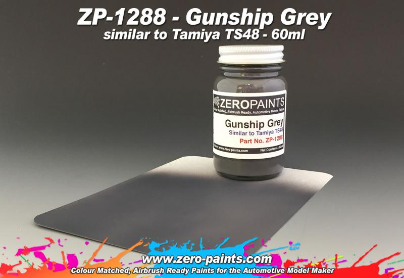 Gunship Grey - Similar to TS48 60ml