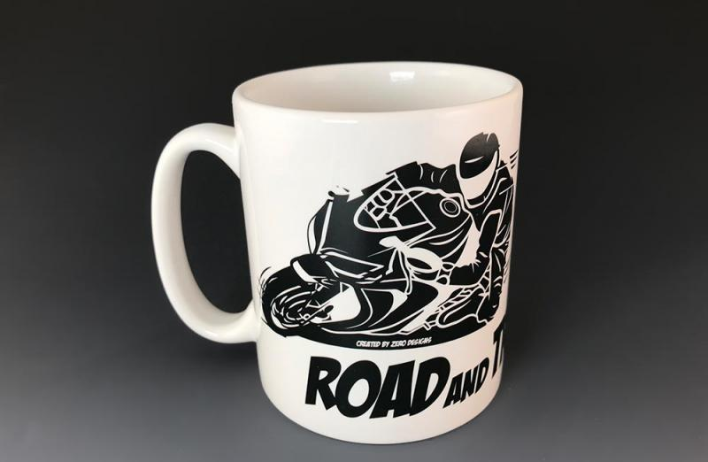 Road and Track in Scale Mug