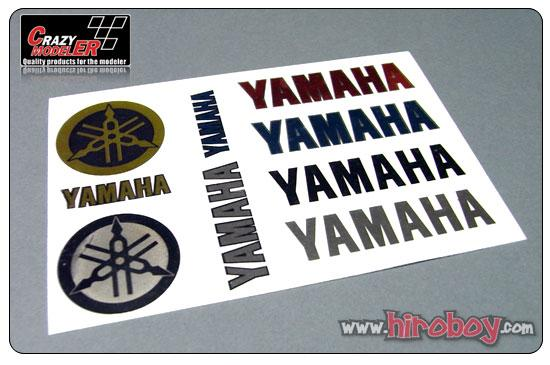 Kawasaki (A) Full Colour Metal Transfers