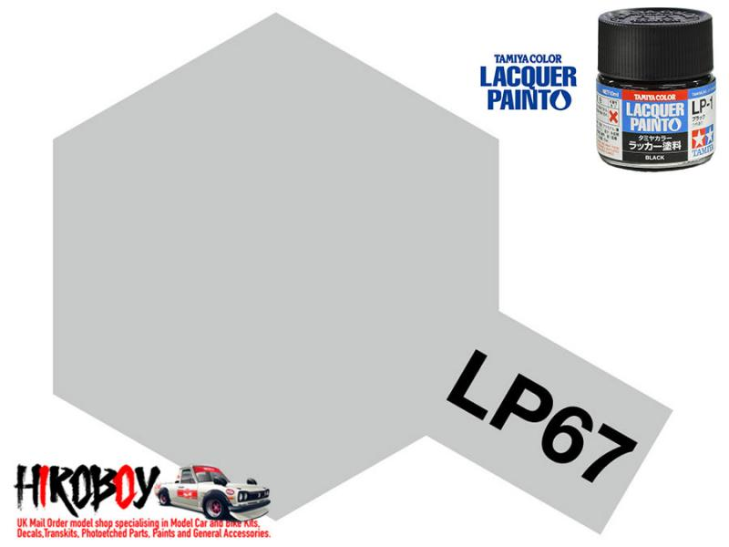 LP-67 Smoke Tamiya Lacquer Paint