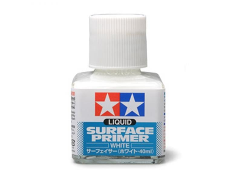 Liquid Surface Primer 40ml (White) - 87096