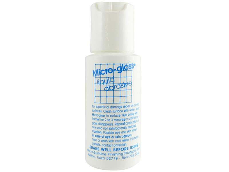 Micro-Gloss 1 oz (Liquid Abrasive)