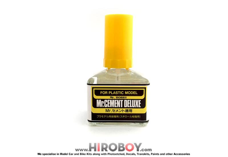 Mr Cement Deluxe (40ml)