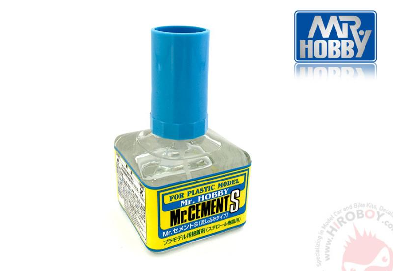 Mr Cement S (40ml)
