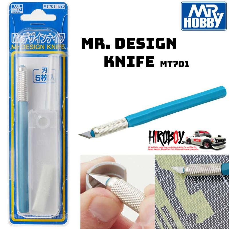 Mr Design Knife (MT701)
