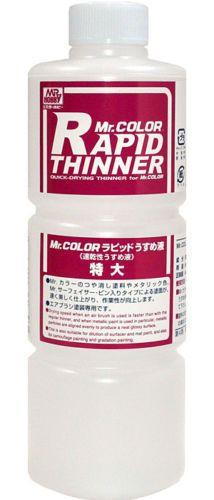 Mr Color 400ml Rapid Thinner - Quick Drying