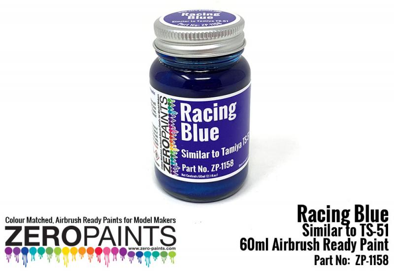 Racing Blue Similar to TS51 60ml