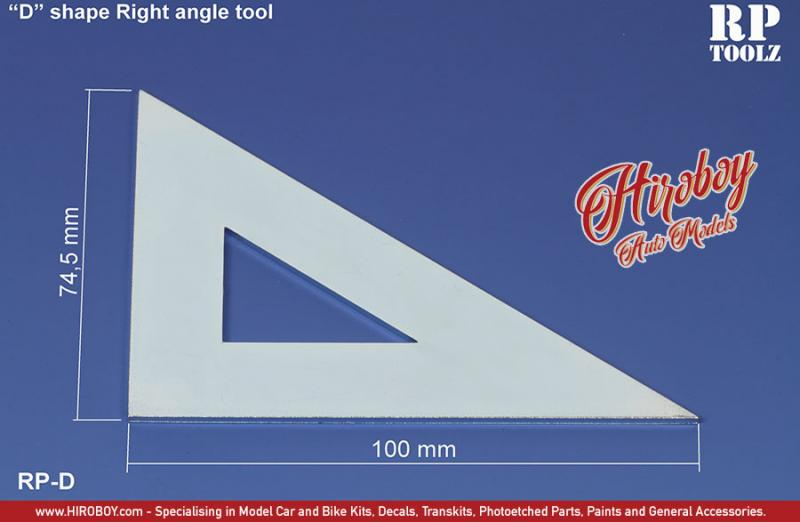 Right Angle Tool - D