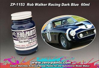 Rob Walker Racing Dark Blue Paint 60ml