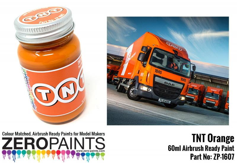 TNT Orange Paint 60ml