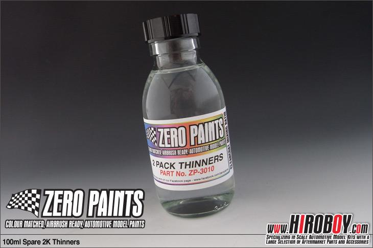 SPARE 2 Pack Thinners 100ml ONLY ZP-3010