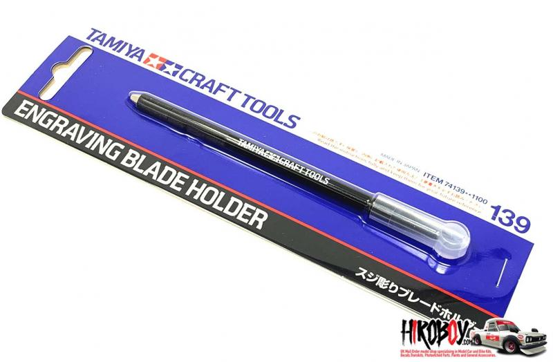 Tamiya Engraving Blade Holder 74139