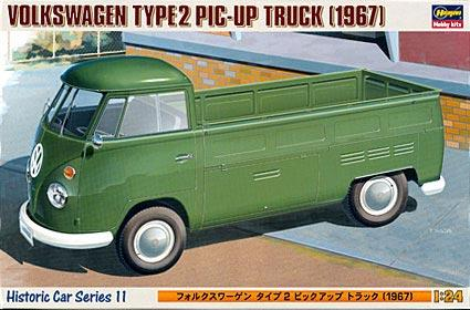 Volkswagen Type 2 Pick-up Truck 1967