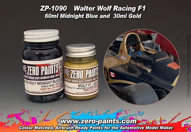 Walter Wolf GOLD Paint 30ml