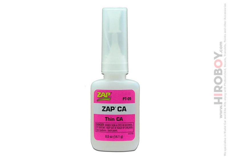 Zap CA 15g (1/2oz) (Thin)