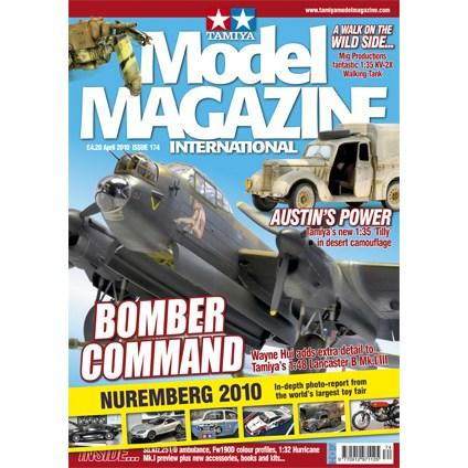 Tamiya Model Magazine - #174 (Nuremberg 2010 Review)