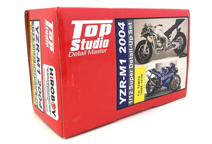 1:12 Yamaha 2004 YZR M1 Super Detail Set