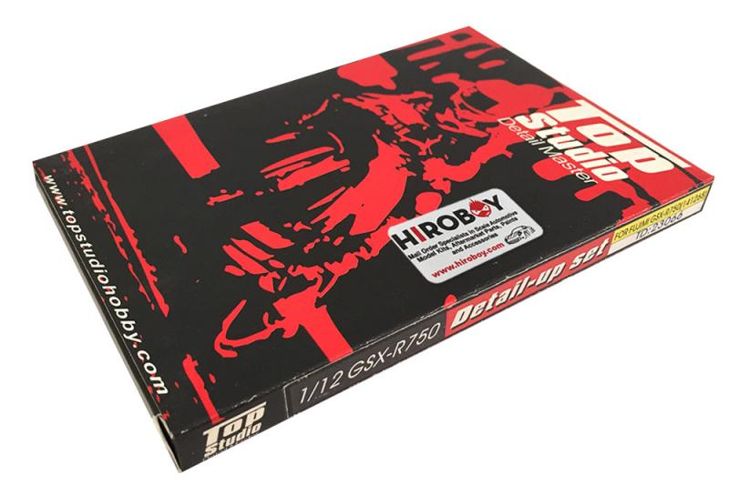 1:12 GSX-R750 Detail-up Set for Fujimi