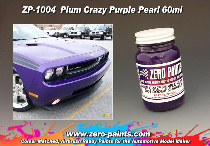Plum Crazy Purple Pearl 60ml